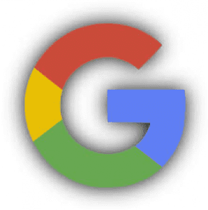 Coloured G from Google's Logo.